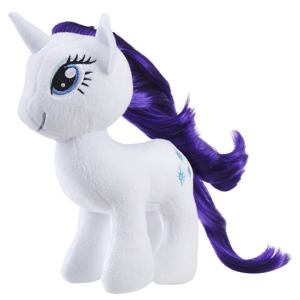 MLP Маленькие плюшевые пони с волосами