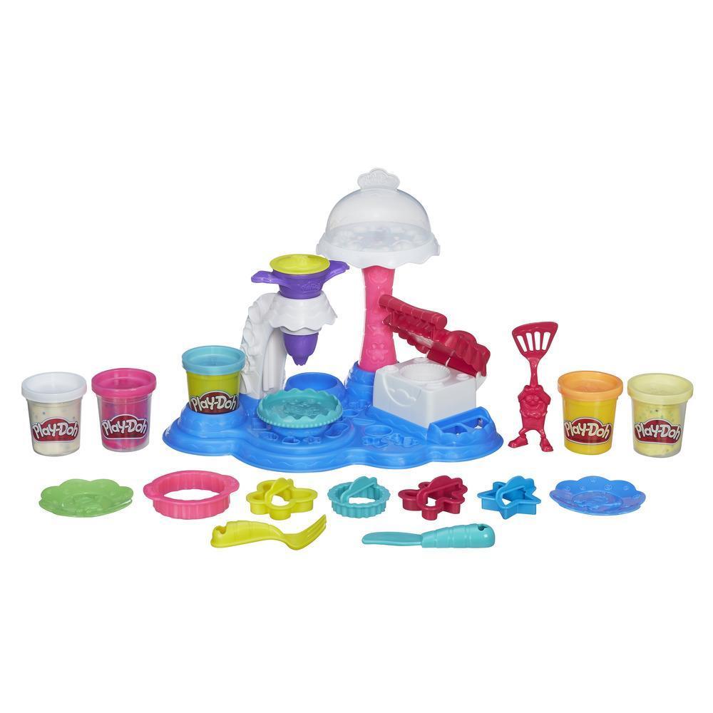 Набор игровой Плей-До Торт для вечеринки PLAY-DOH B3399