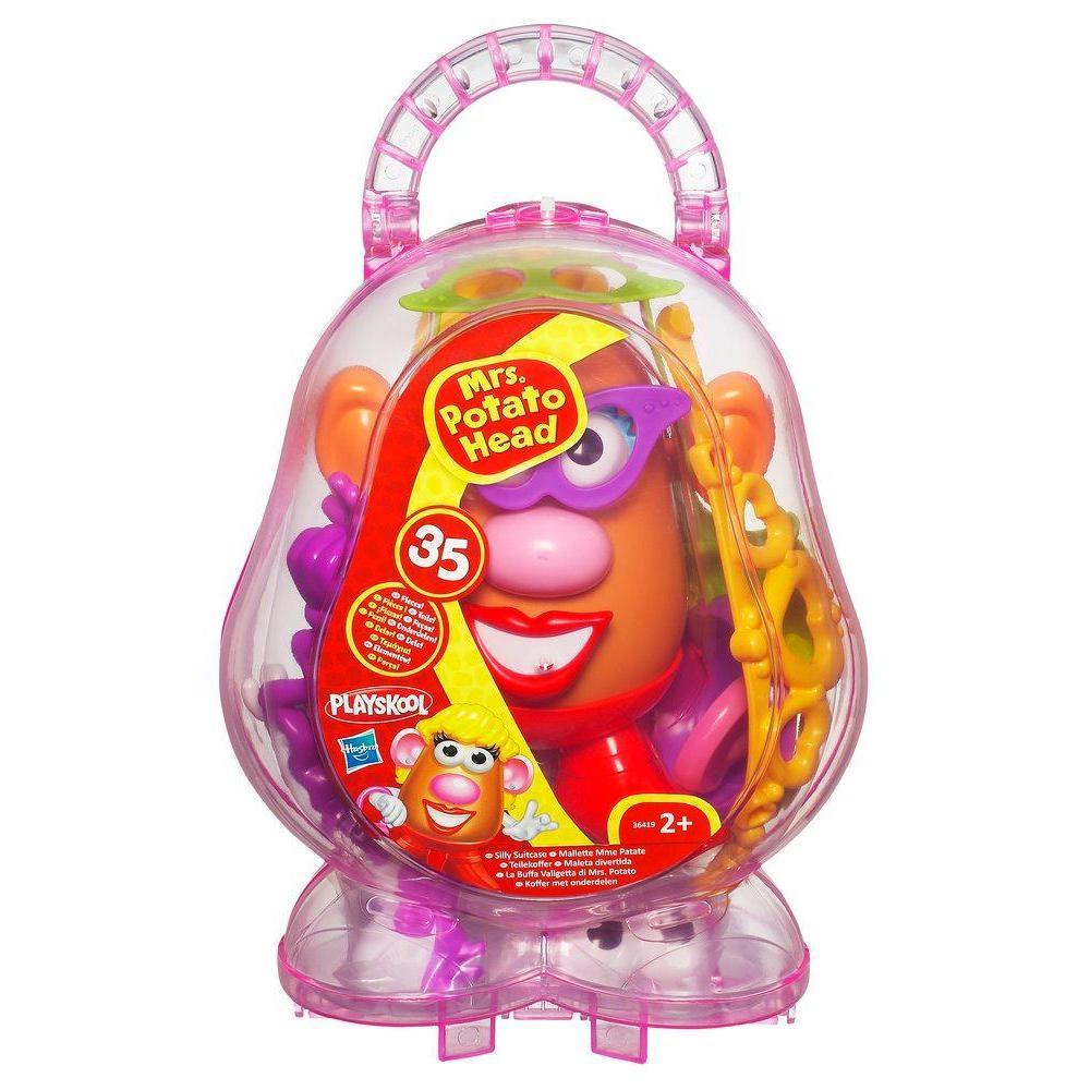 Набор игровой Картофельная голова Чудной Кейс POTATO HEAD 36404