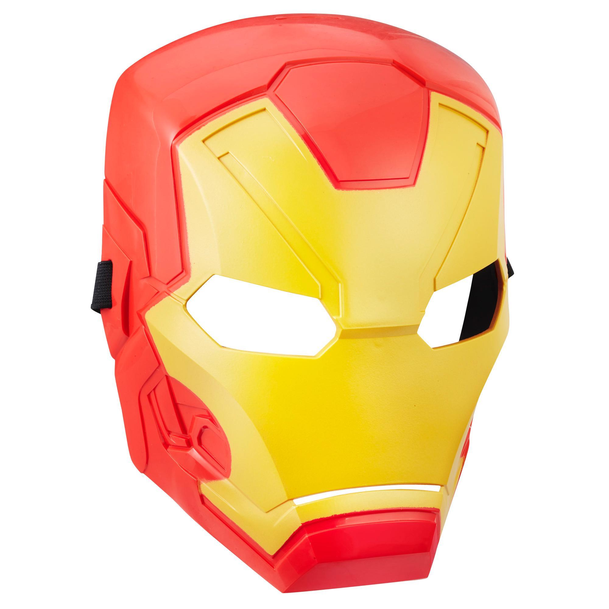 Маска Мстители Железный Человек AVENGERS C0481