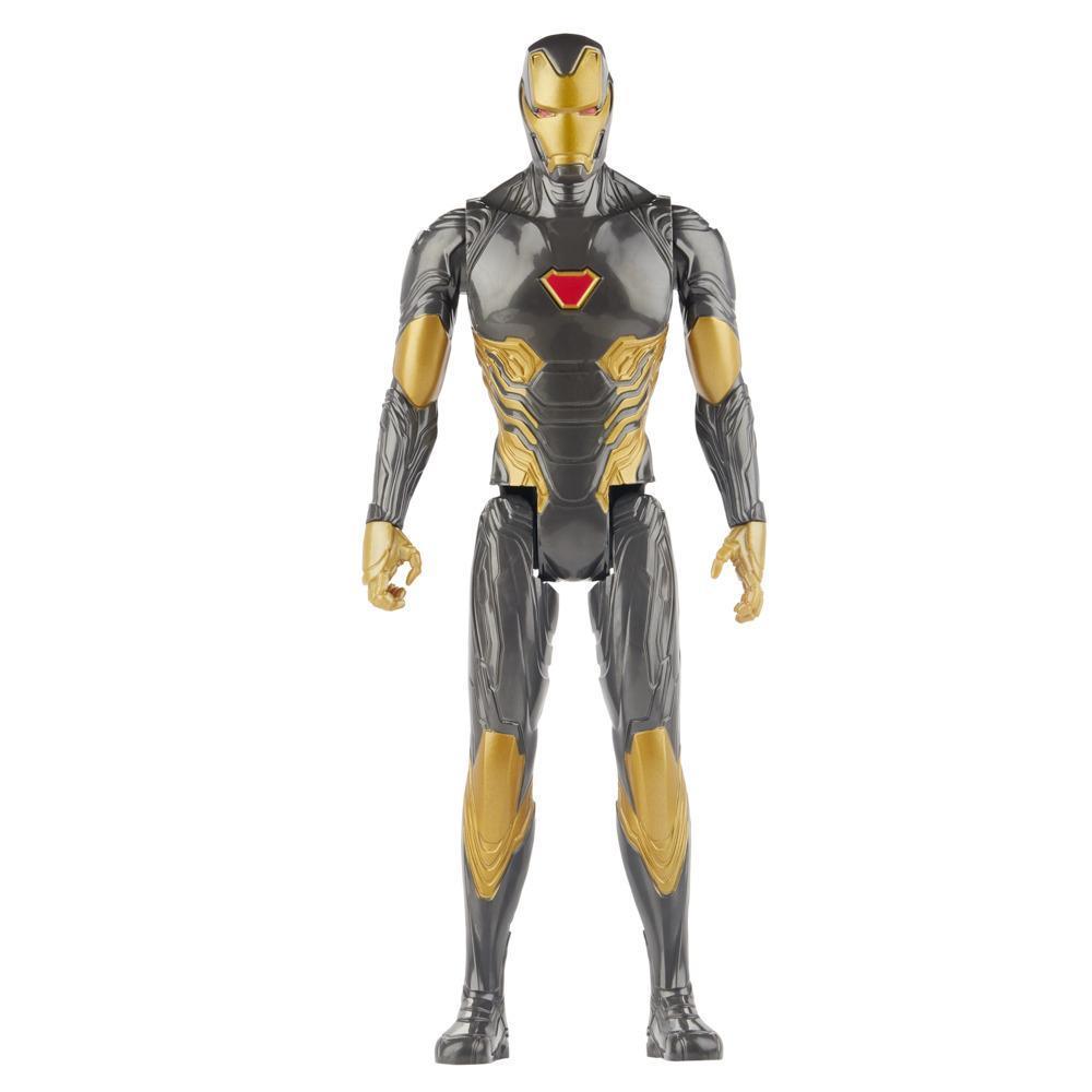 Фигурка Мстители 30 см Ассортимент Б Железный Человек Голд AVENGERS E7878
