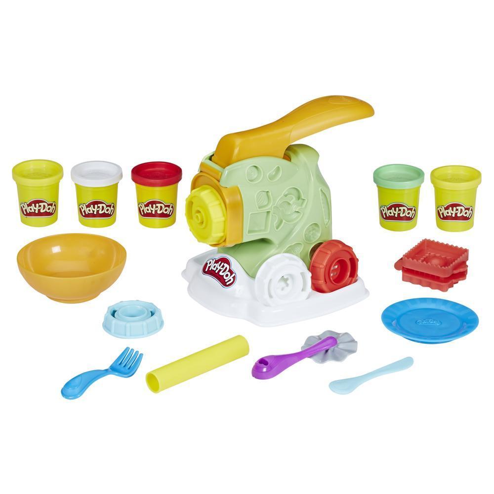 Набор игровой Плей-ДоМашинка для лапши PLAY-DOH B9013