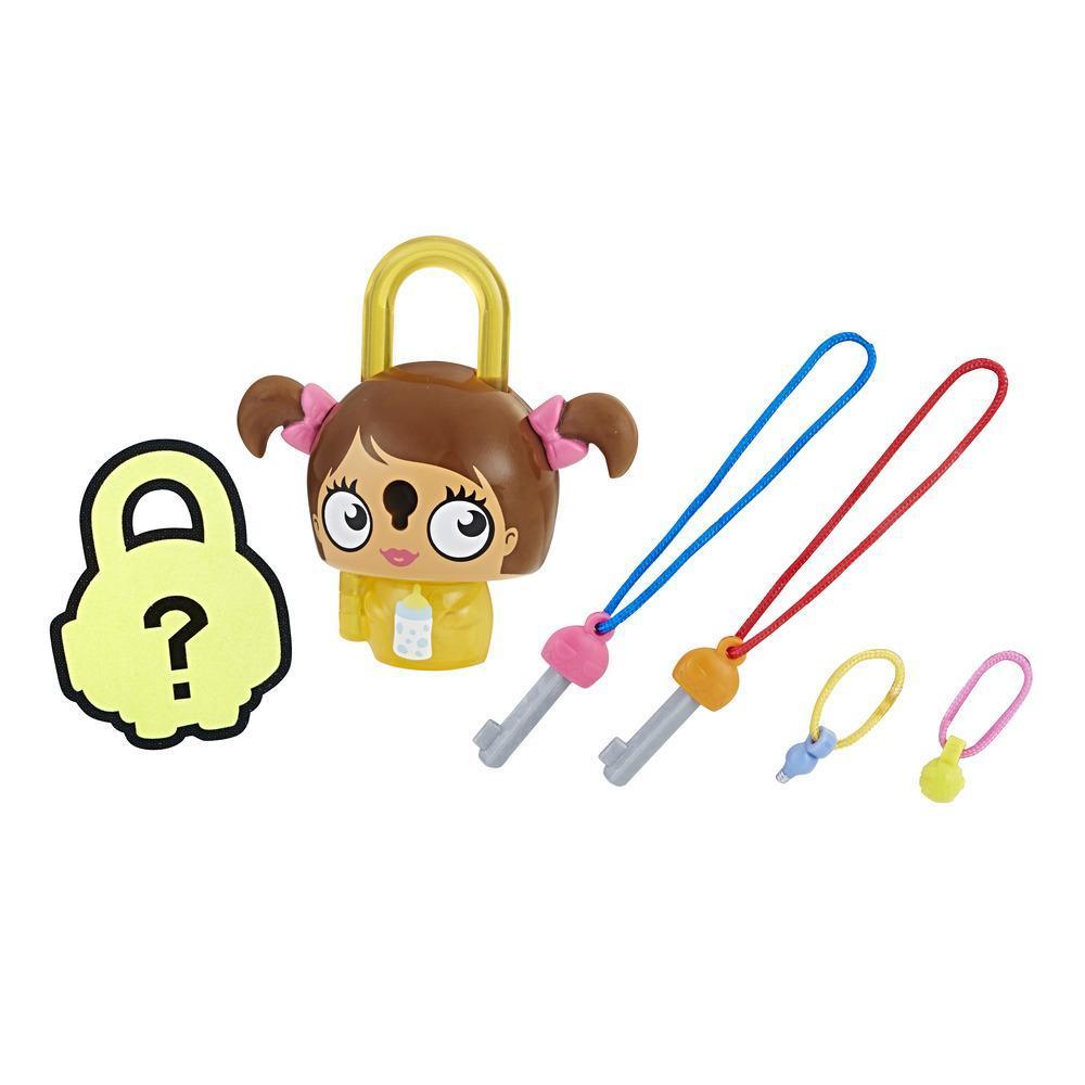 Набор замочки с секретом дикарка (E3597) Lock Stars, Hasbro