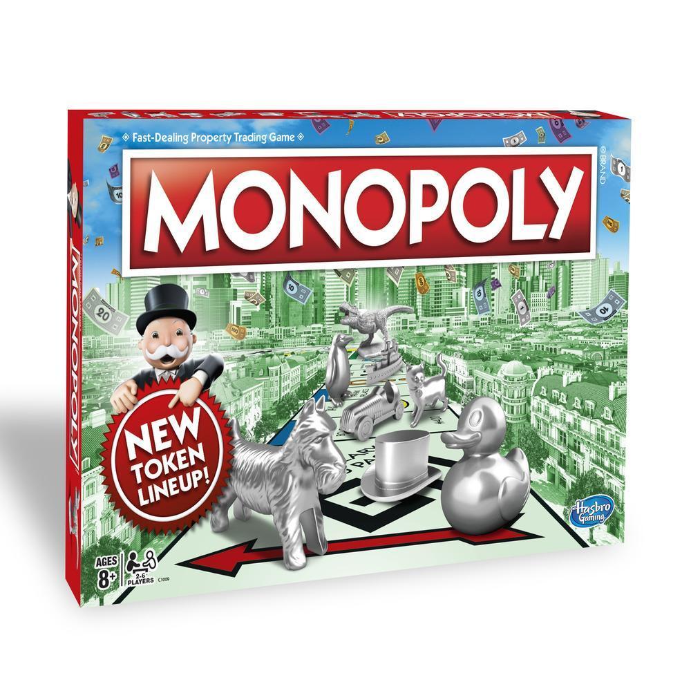Классическая Монополия. Обновленная