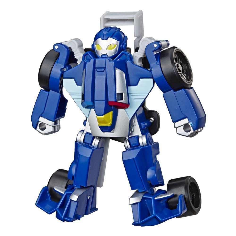Игрушка-трансформер Трансформеры Академия ботов-спасателей Вирл TRANSFORMERS E5696