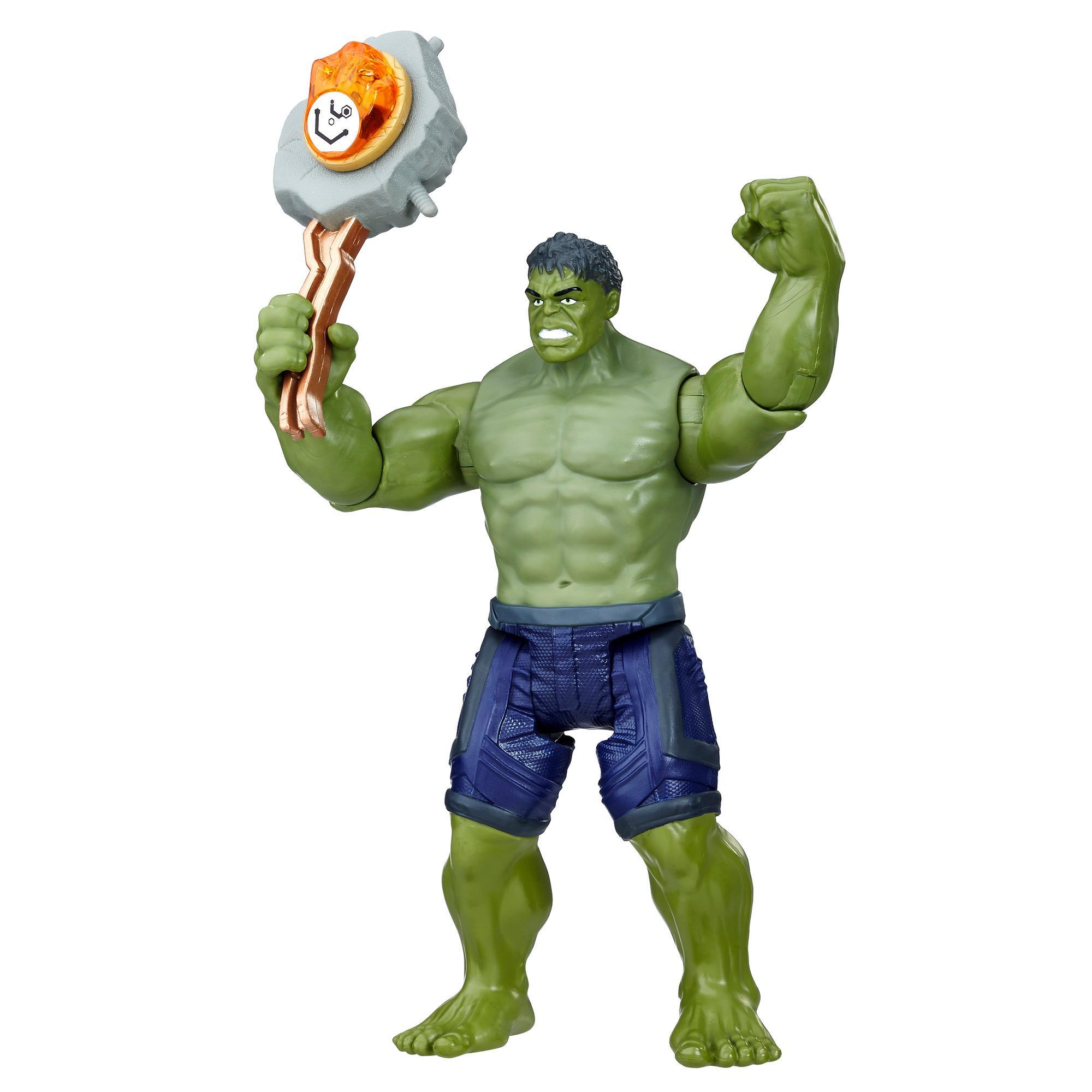 Фигурка Marvel  Мстители с кам Халк (E1405) Hasbro