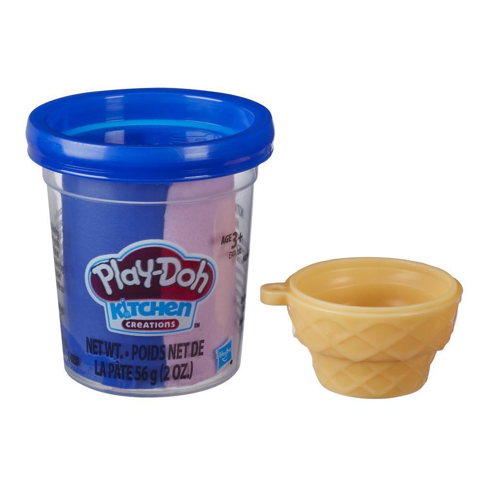 Набор игровой Плей-До Мини-шедевры Мороженое рожок PLAY-DOH E7481
