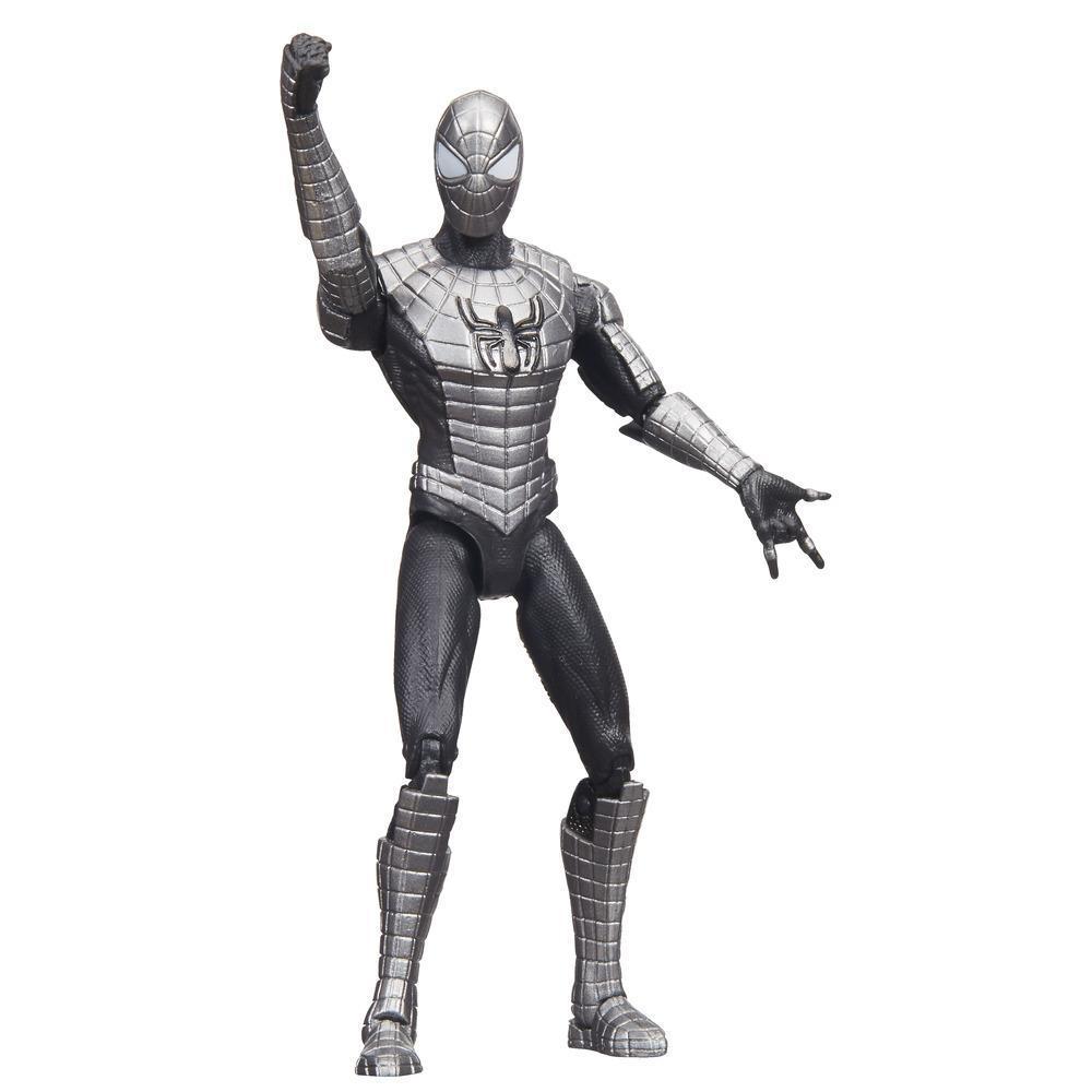 Коллекционная фигурка Мстителей Вооруженный Человек-паук 9,5 см.