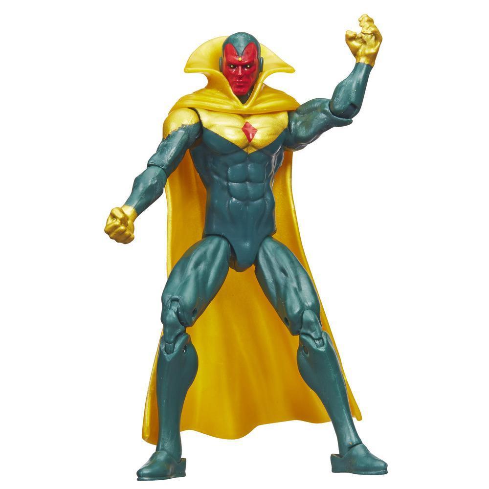 Коллекционная фигурка Мстителей Вижен 9,5 см.