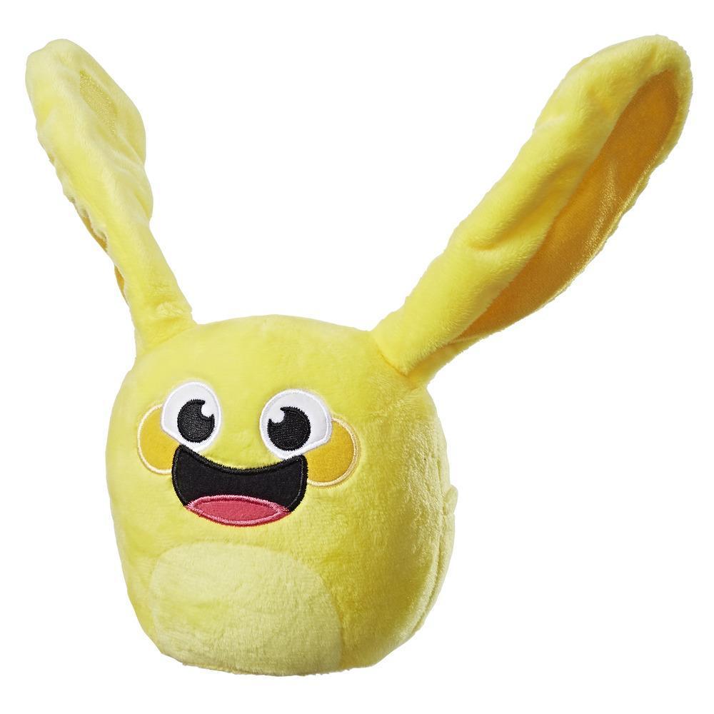 Желтый  Хемка  плюшевая игрушка HANAZUKI (B8374)