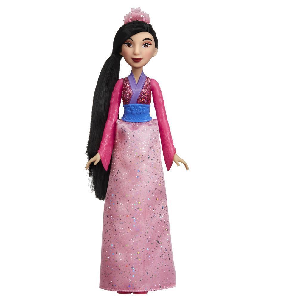 Кукла Принцессы Дисней ассортимент С Мулан DISNEY PRINCESS E4167