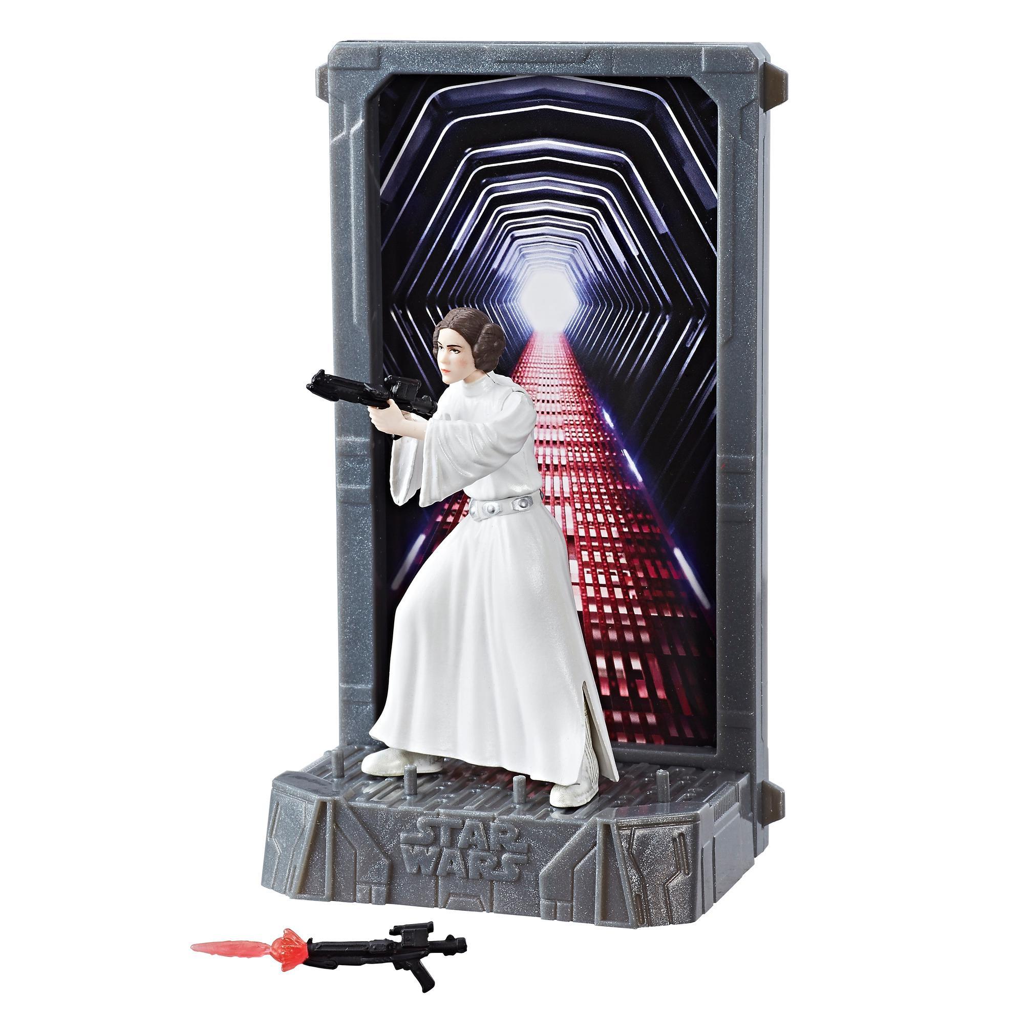 Коллекционная литая  фигурка Звездные Войны. Принцесса Лея