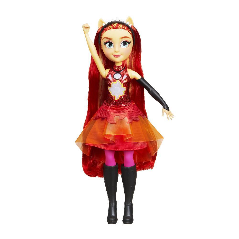 Кукла интерактивная Май Литтл Пони Сансет Шиммер MY LITTLE PONY E2743