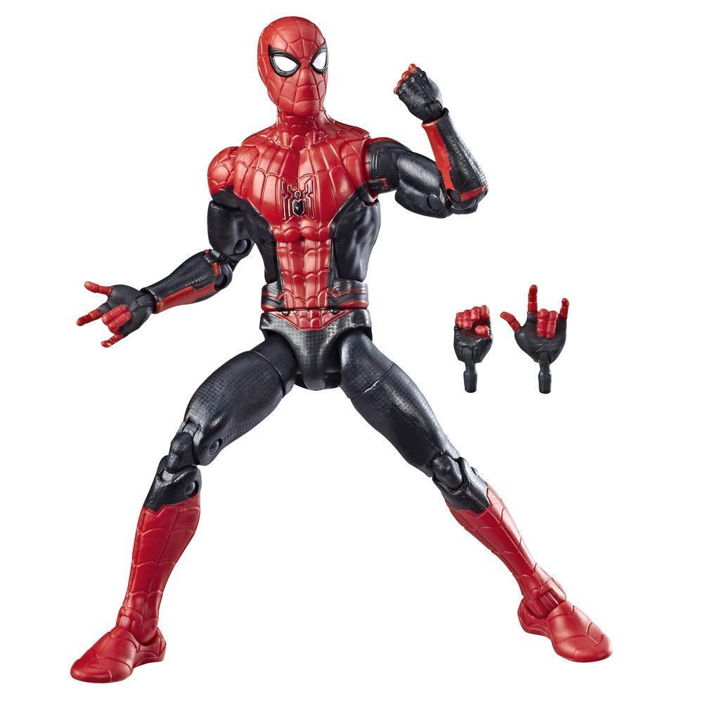 Фигурка Марвел Леджендс Человек-паук в костюме героя MARVEL E7646