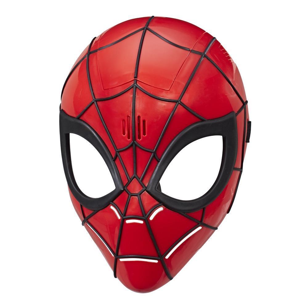 Игрушка: маска спецэффектов героя SPIDER-MAN (E0619)