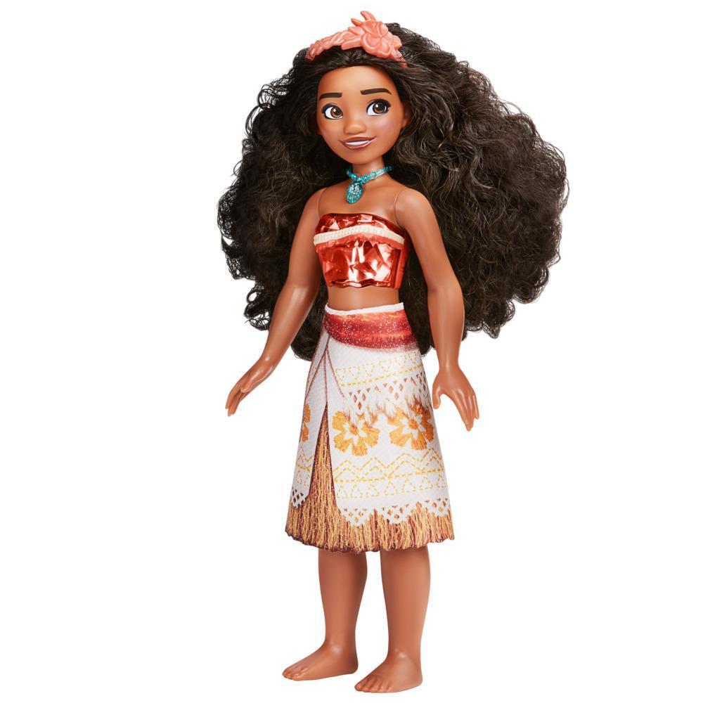 Кукла Принцессы Дисней Королевское сияние Моана DISNEY PRINCESS F0906