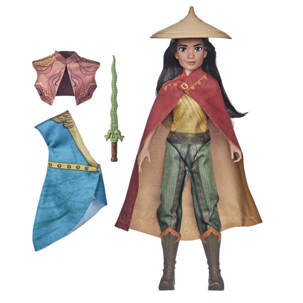 Кукла Принцессы Дисней  Райя с дополнительным нарядом DISNEY PRINCESS F1196