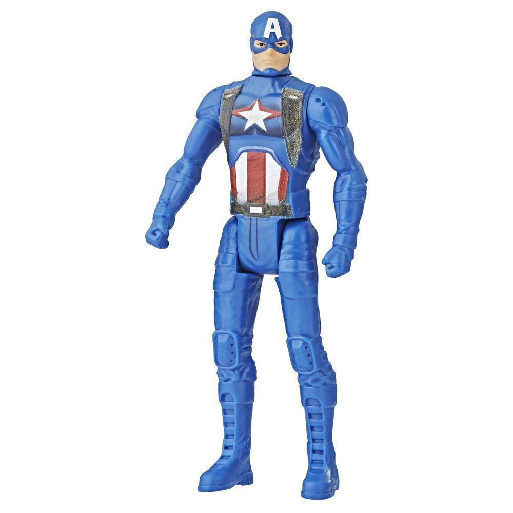 Фигурка Мстители 10 см Капитан Америка AVENGERS E4512
