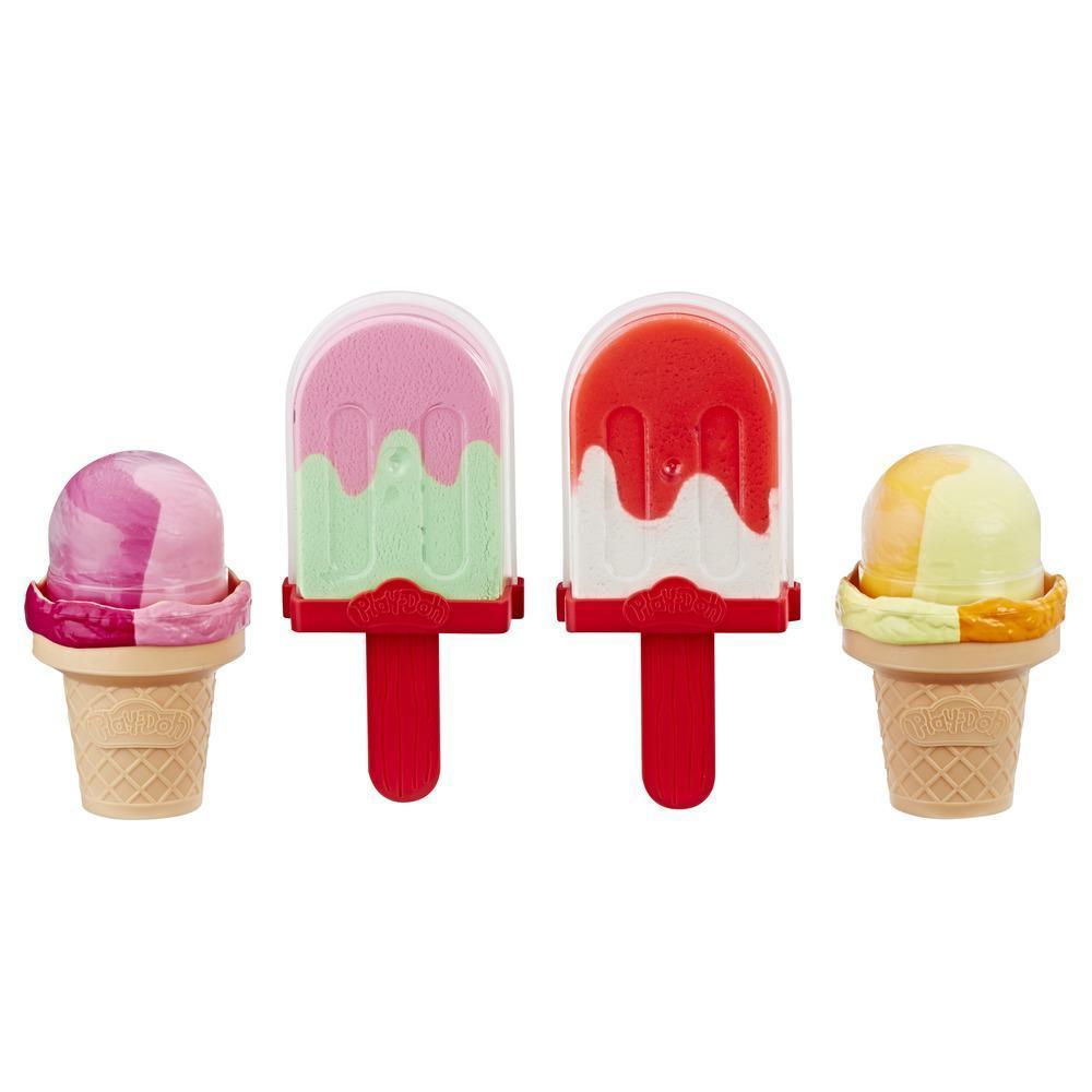 Набор игровой Плей-До Холодильник с мороженым PLAY-DOH E6642