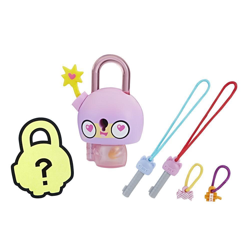 Набор замочки с секретом розовая бомба (E3653) Lock Stars, Hasbro