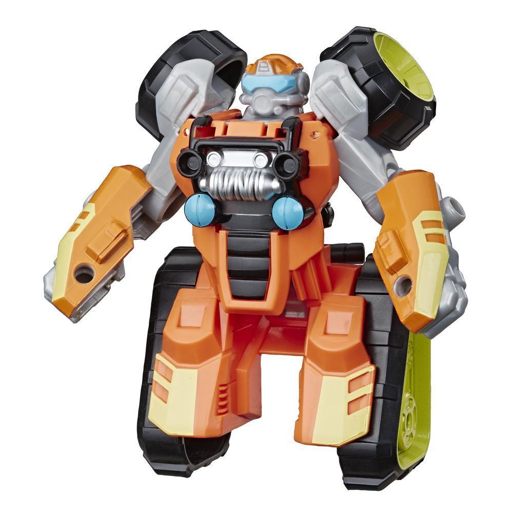 Игрушка-трансформер Трансформеры Академия ботов-спасателей Брашфайер TRANSFORMERS E5694