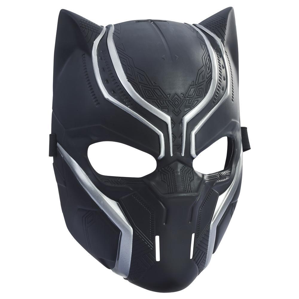 Базовая маска Черная Пантера