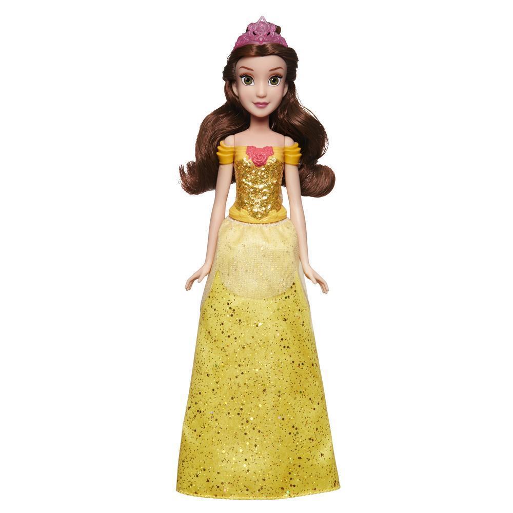 Кукла Принцессы Дисней ассортимент B Белль DISNEY PRINCESS E4159