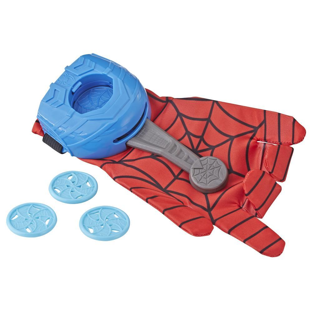 Игрушка Человек-паук Перчатка-паутиномет SPIDER-MAN E3367