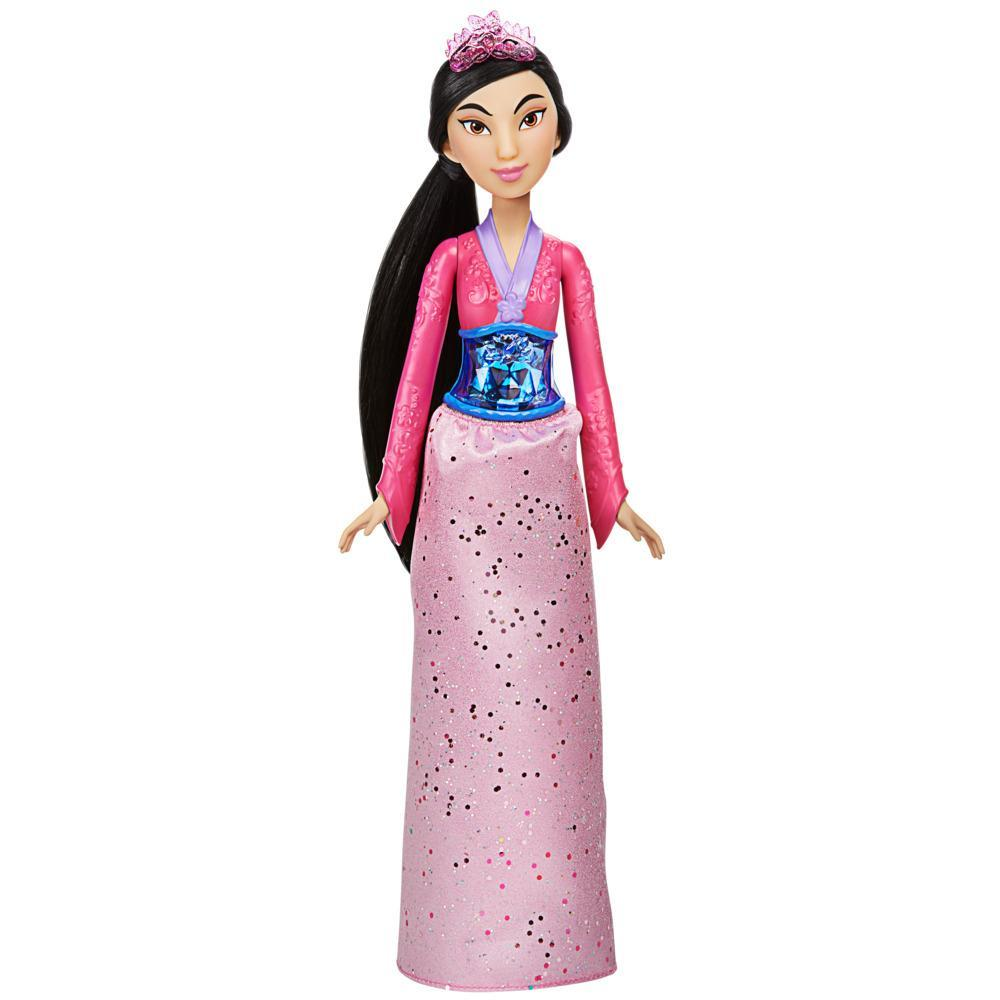 Кукла Принцессы Дисней Королевское сияние Мулан DISNEY PRINCESS F0905