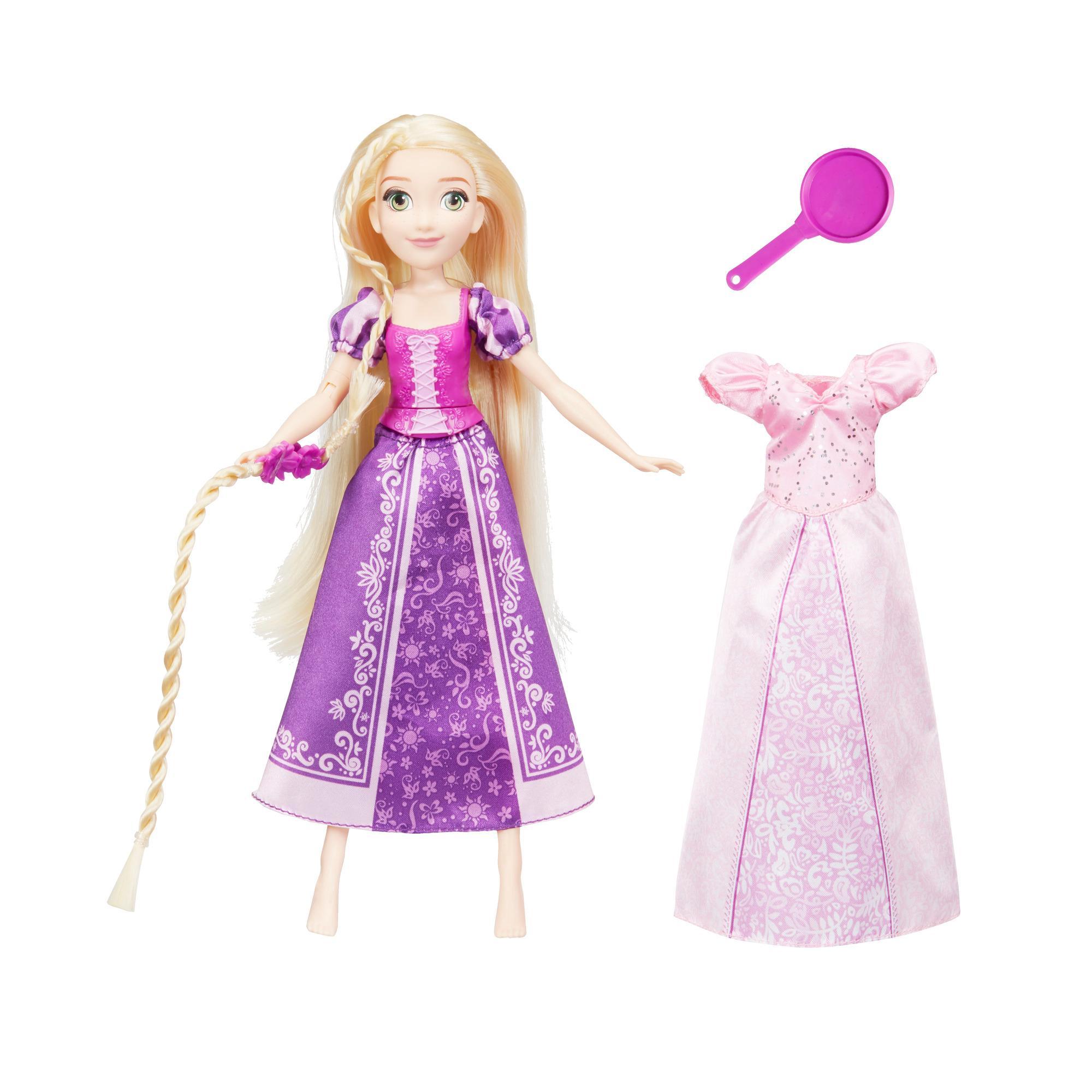 Кукла Принцессы Дисней Делюкс Рапунцель DISNEY PRINCESS E2068