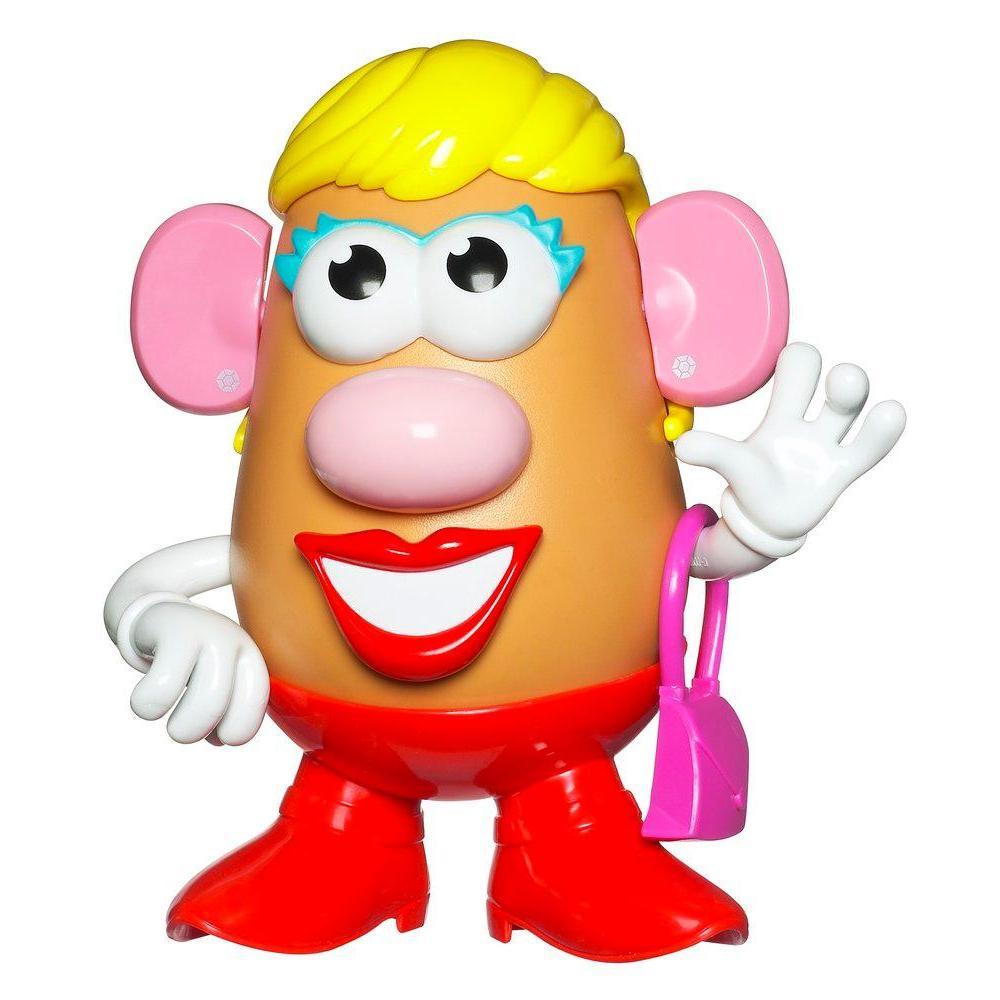 Набор игровой Картофельная голова Классическая POTATO HEAD 27656