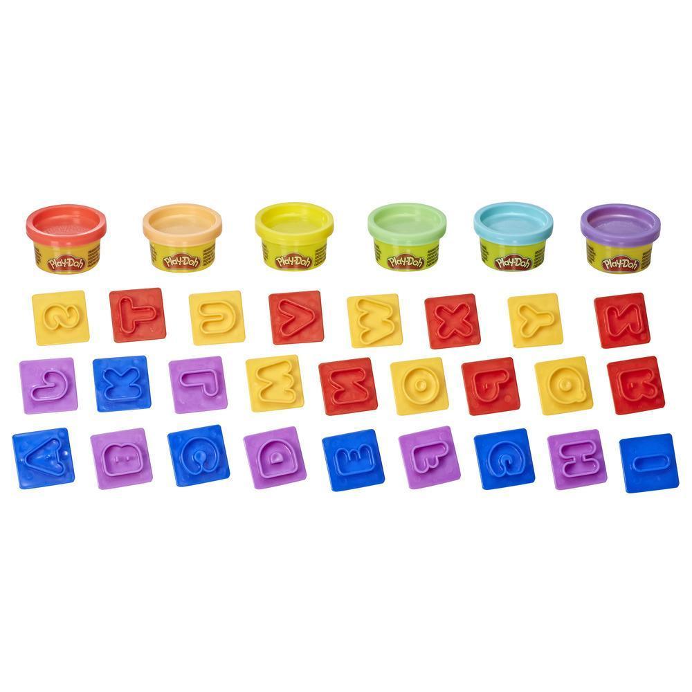 Набор игровой Плей-До обучающий Буквы PLAY-DOH E8532