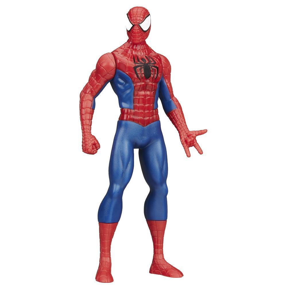 Базовая фигурка Человека-паука Марвел MARVEL CLASSIC (B1816)