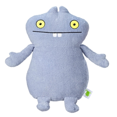 Игрушка мягкая Агли Доллс 20 см Бабо UGLY DOLLS E4676