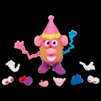 Игровой набор Мистер Картофельная голова Отвязная картофелина Миссис Картошка POTATO HEAD A0956