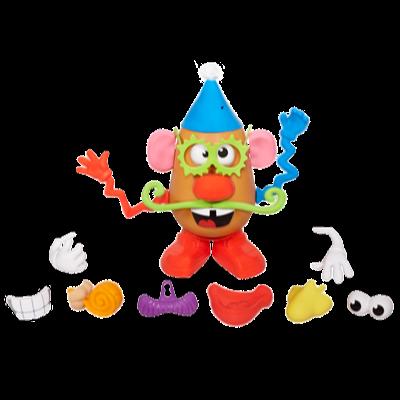Игровой набор Мистер Картофельная голова Отвязная картофелина Мистер Картошка POTATO HEAD A0910