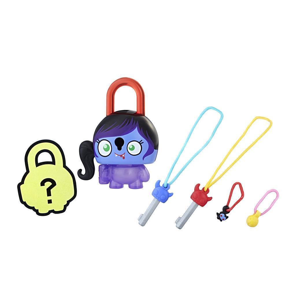 Набор игровой Лок Старс Замочки с секретом Фиолетовый вампирчик LOCK STARS E3220
