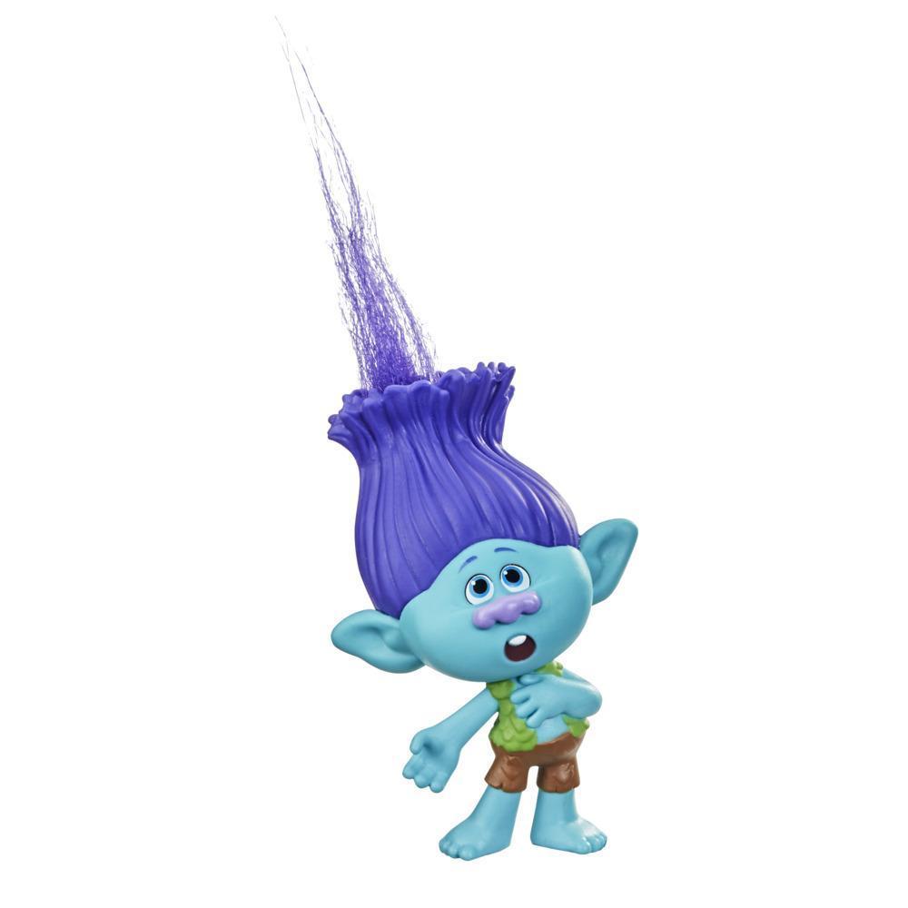 Кукла Тролли Сюрприз в волосах Цветан TROLLS F1073