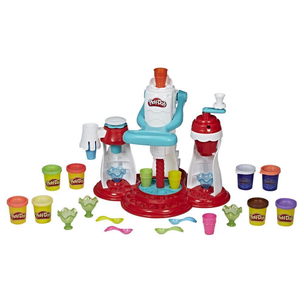 Набор игровой Плей-До Мир мороженого PLAY-DOH E1935