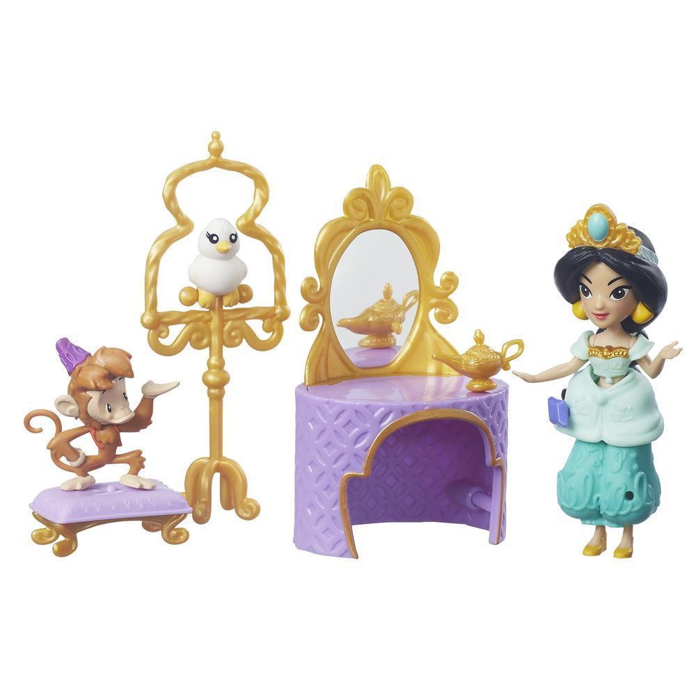 Набор игровой Принцессы Дисней Спальня Жасмин DISNEY PRINCESS B7164