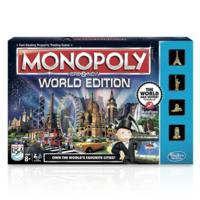 Игра Монополия Здесь и Сейчас. Всемирное издание.