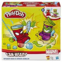 Play-Doh Герои Марвел: Человек-Паук и Зеленый Гоблин