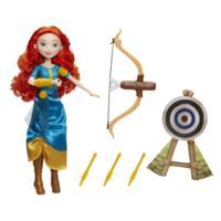 Модная кукла принцесса Мерида и ее хобби.