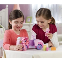 MY LITTLE PONY -  Baby & Mom Vehicle