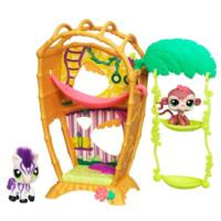 LITTLEST PET SHOP COZY CONDO PLAYSET ASST.