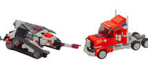 KRE-O TRANSFORMERS OPTIMUS VS. MEGATRON SET
