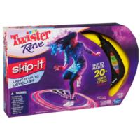 TWISTER Rave SKIP-IT Game