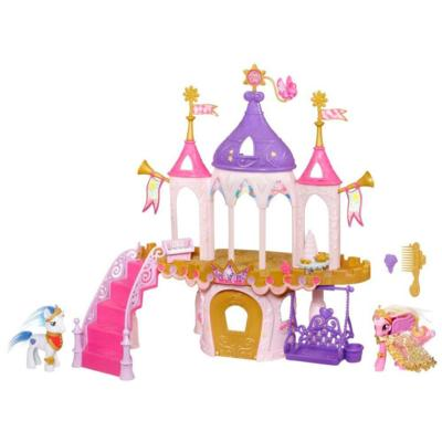 MY LITTLE PONY FRIENDSHIP IS MAGIC PONY PRINCESS WEDDING CASTLE Playset