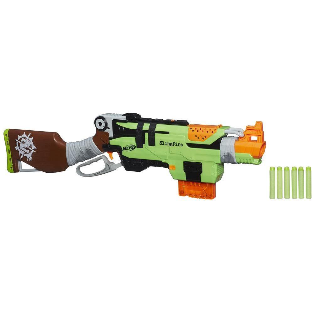 Nerf Zombie Strike SlingFire Blaster