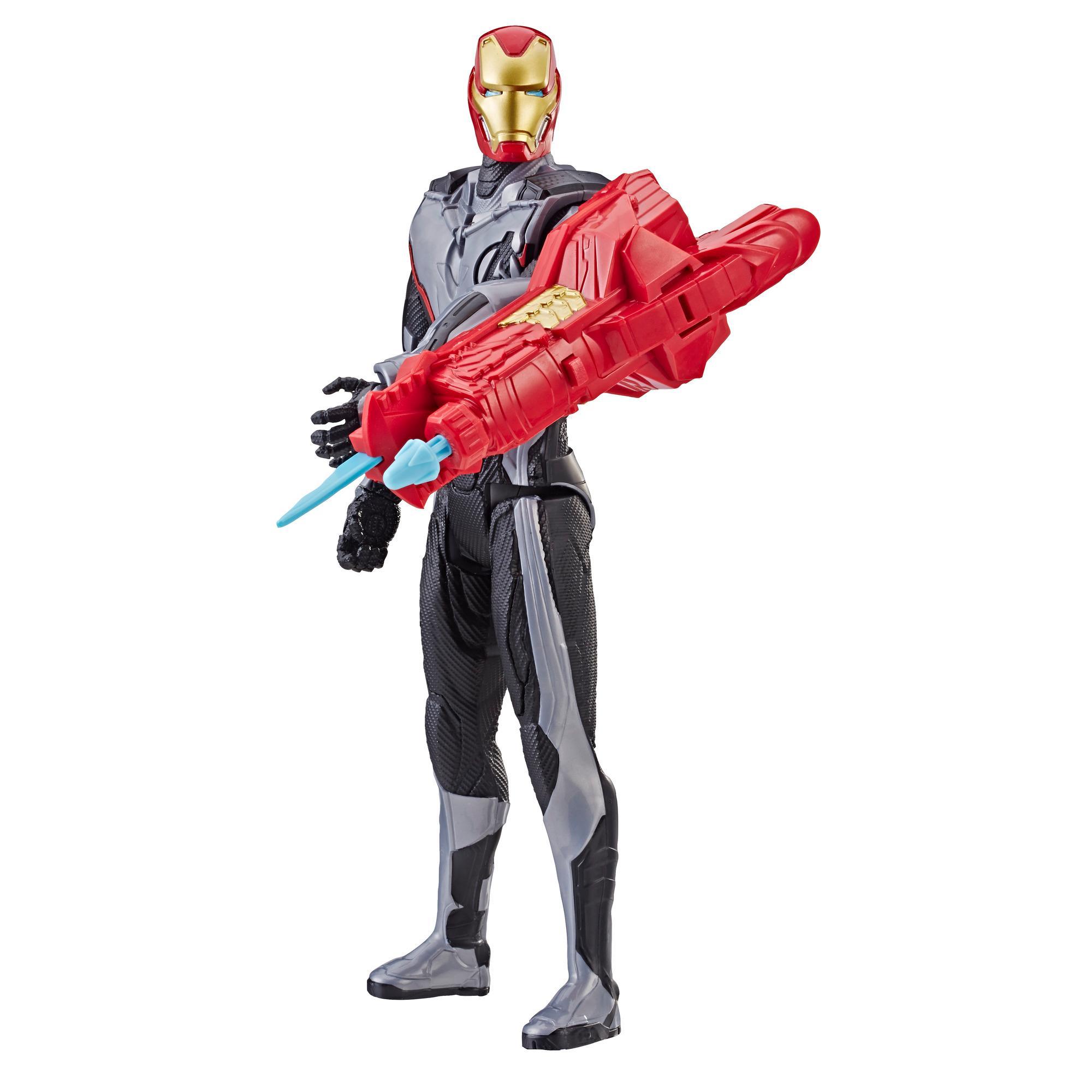 Marvel Avengers: Endgame Titan Hero Power FX Iron Man